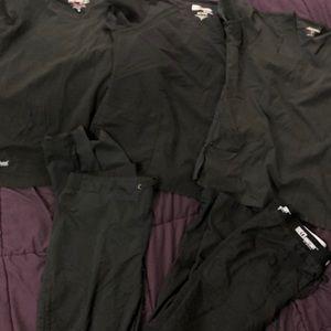 Bundle of scrubs